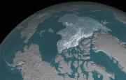 Изменение льдов Арктики