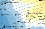 Долгосрочный прогноз погоды на декабрь 2019