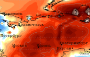 О погоде 6 - 10 июля