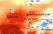 О погоде 14 - 18 августа