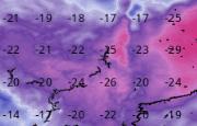 О погоде 17 - 21 декабря
