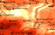 О погоде 31 августа - 4 сентября