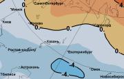 О погоде 27 сентября - 1 октября