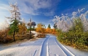 Долгосрочный прогноз погоды на ноябрь 2017