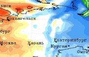Долгосрочный прогноз погоды на январь 2017