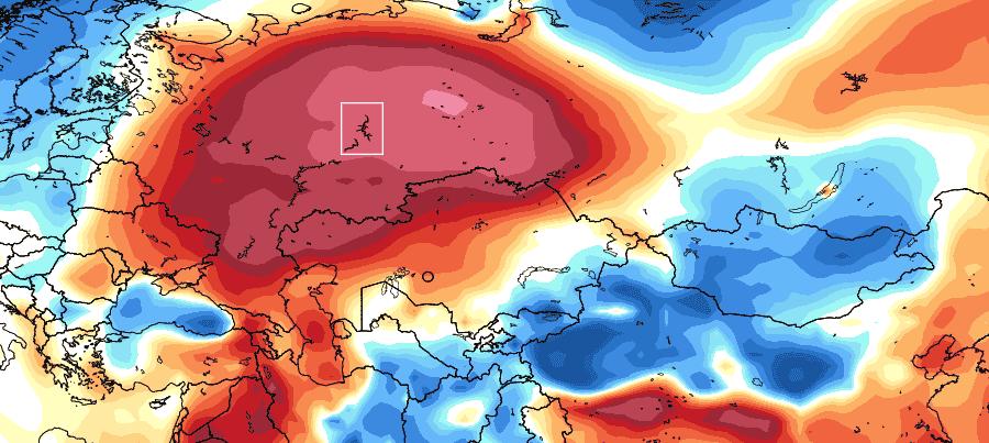 Погода в Перми в августе 2017