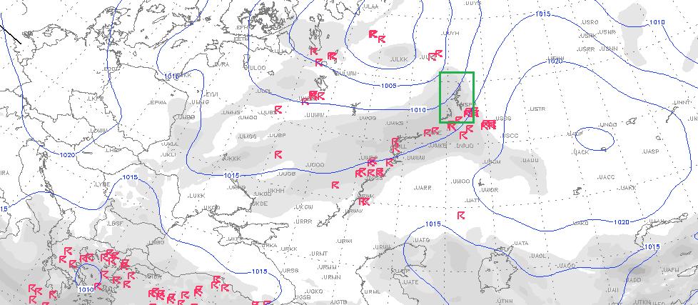 Погода в Перми в мае 2017