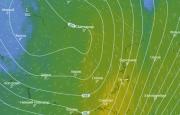 Условия погоды в октябре 2018