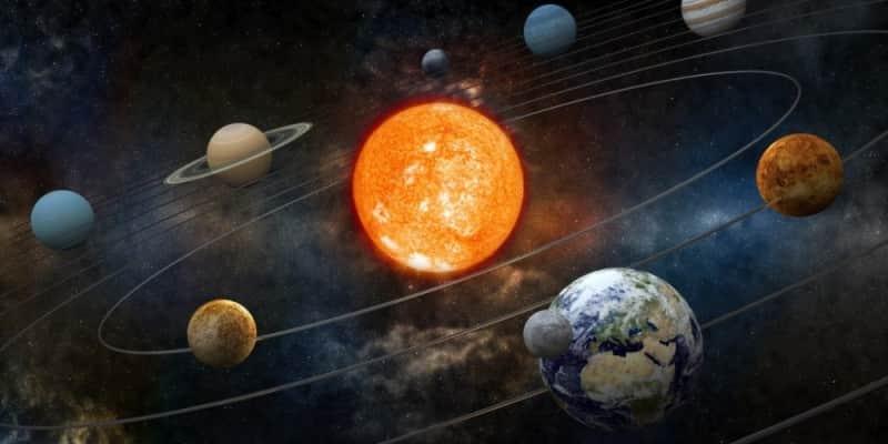 Положение орбиты Земли