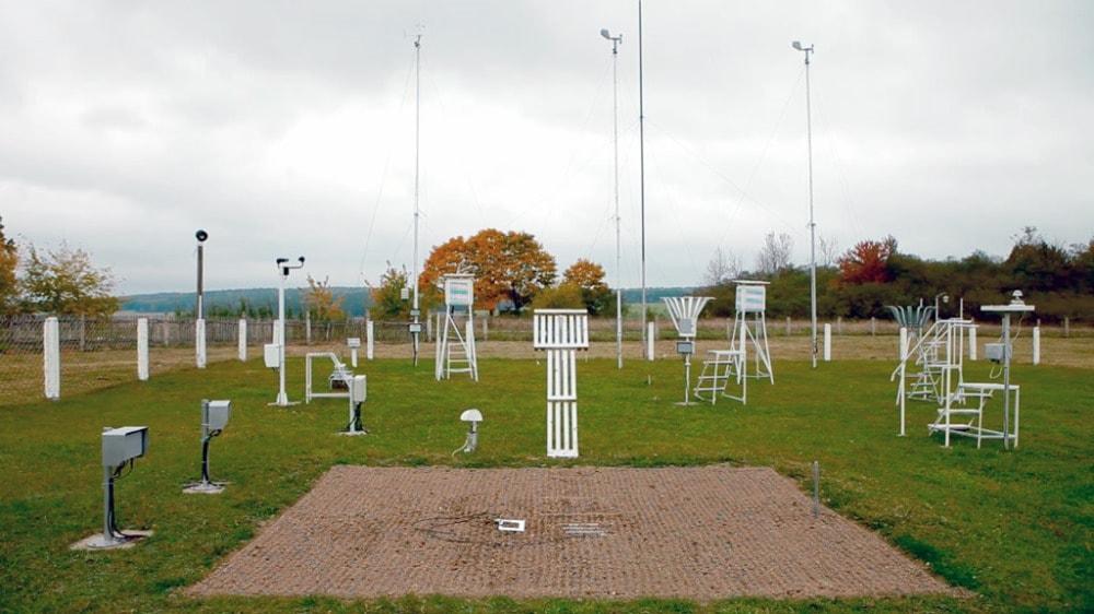 Метеорологическая площадка